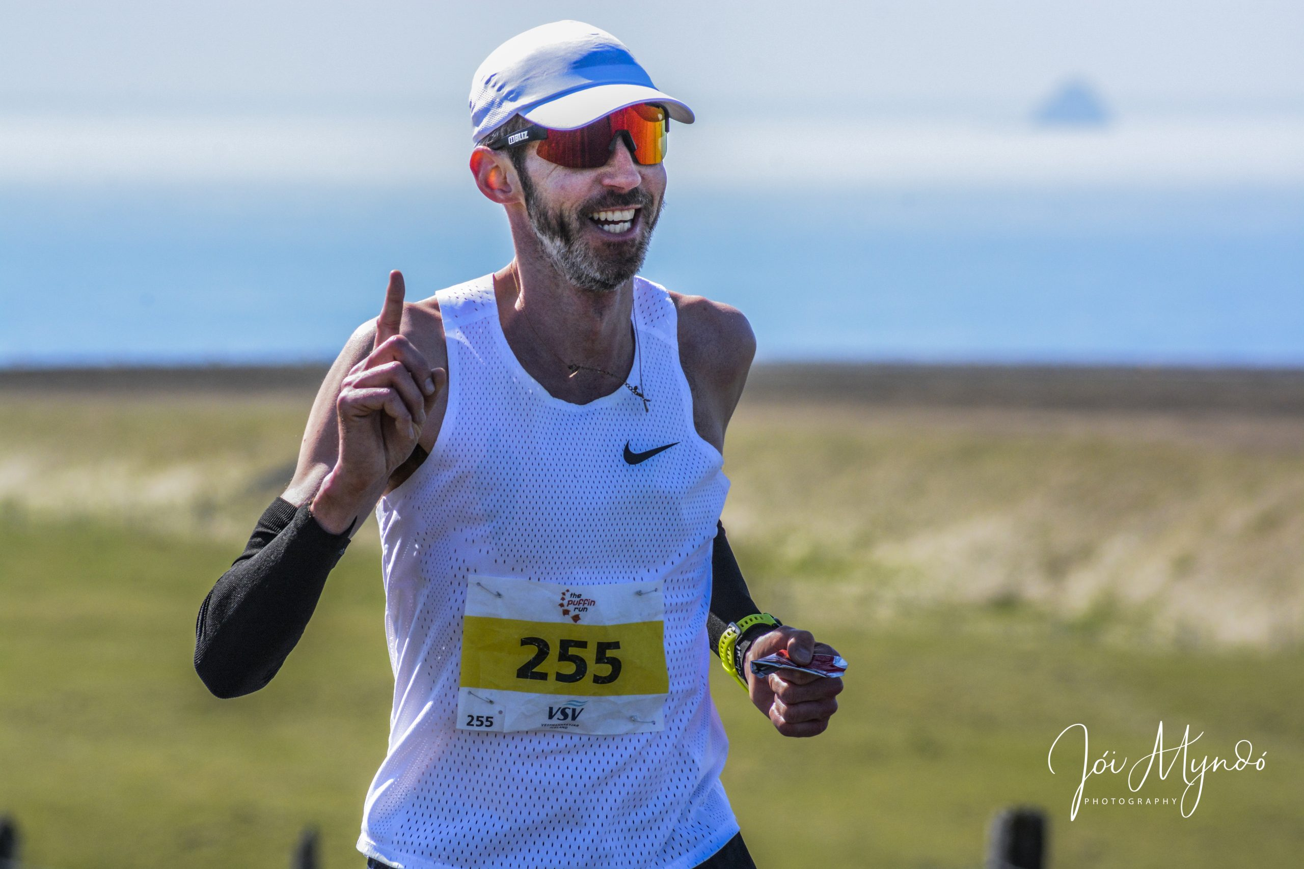 Verðlaun í The Puffin Run 2021